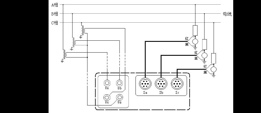 氧化锌避雷器带电测试仪使用方法