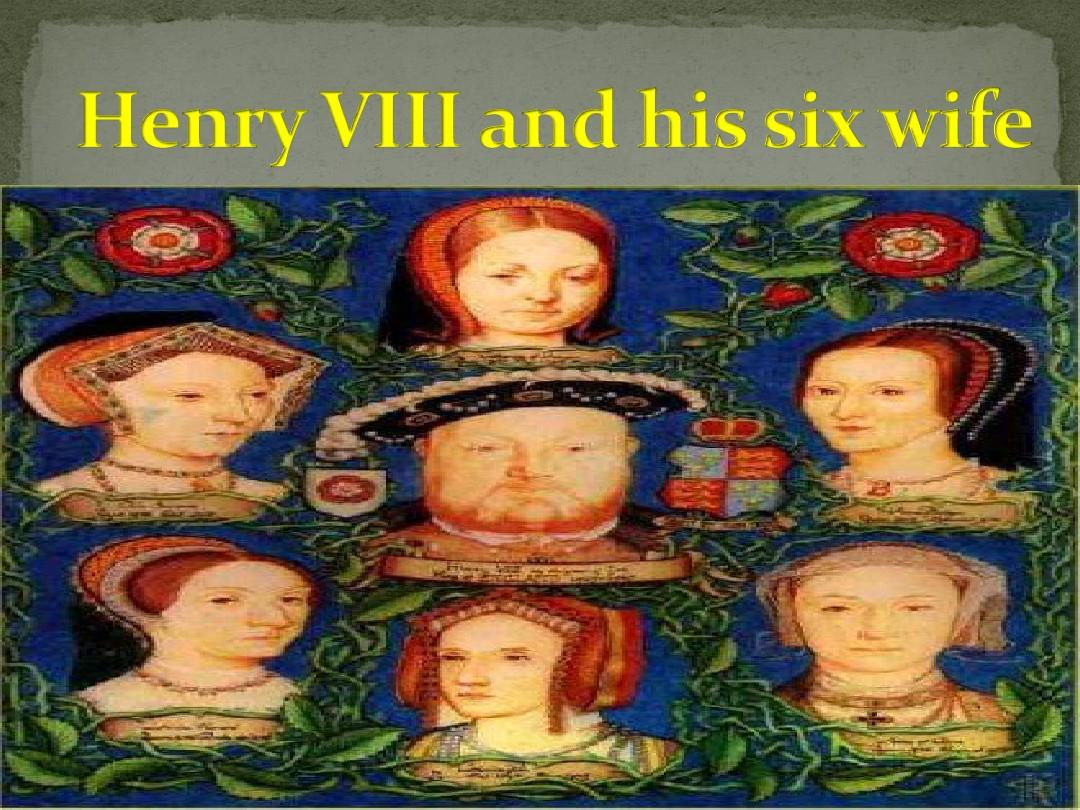henry viii and his many wives essay College admission essay online by sarah myers mcginty henry the 8th homework help facts was famous for his many wives the henry viii: own essay from the.