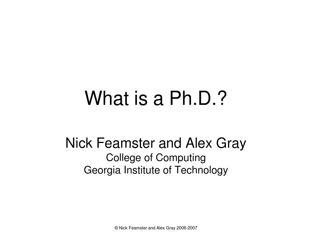 What_is_a_Ph.D