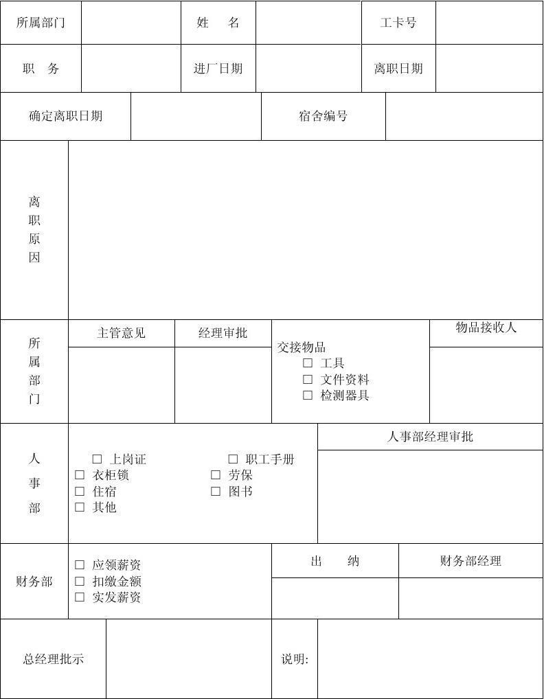 辞职申请表_QR6.2-06员工辞职申请书_word文档在线阅读与下载_免费文档