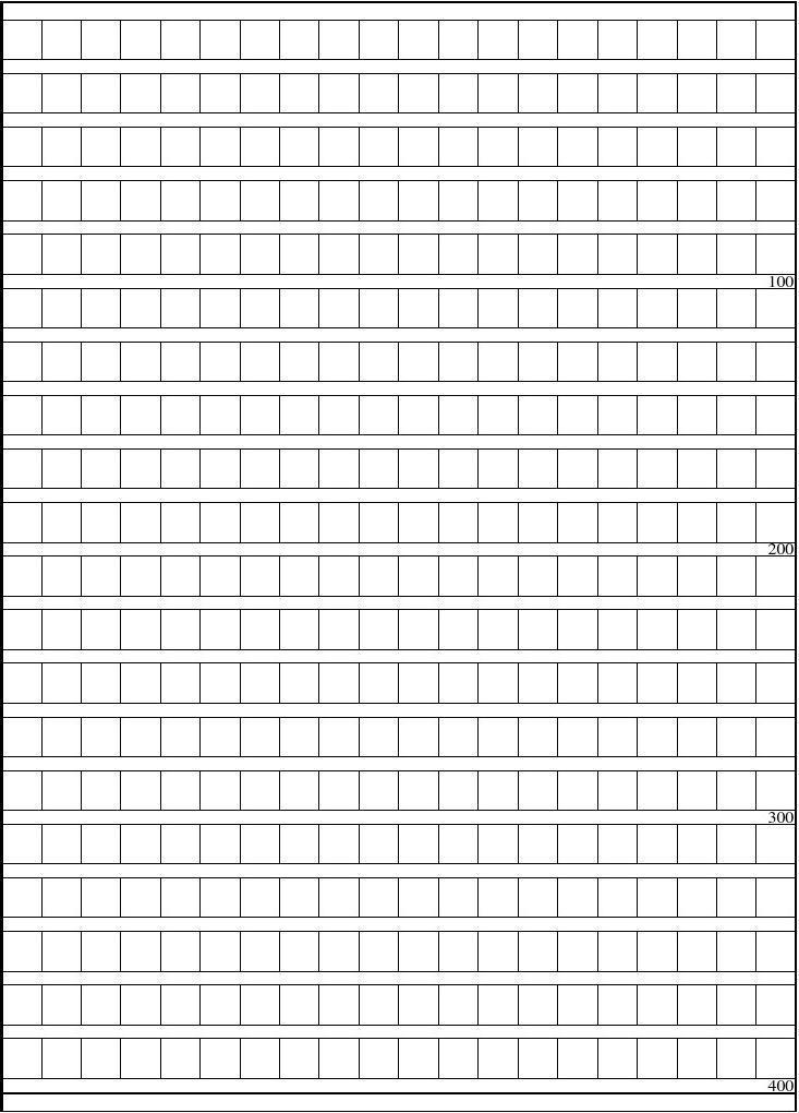 用A4的纸打题目,小学作文用几号字?读物课外内容读后感图片