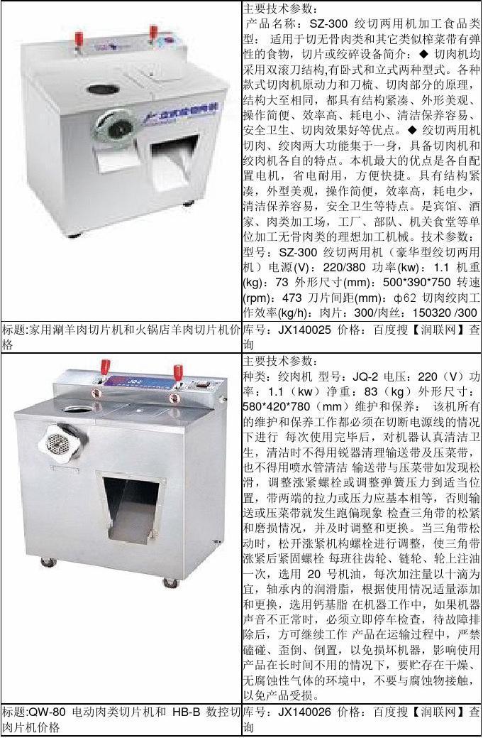 羊肉切片机价格_xjt-500a专业切肉丝机和小型家用羊肉切片机价格