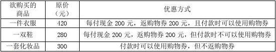 2015-2016学年九年级直升考试数学试题(含答案)