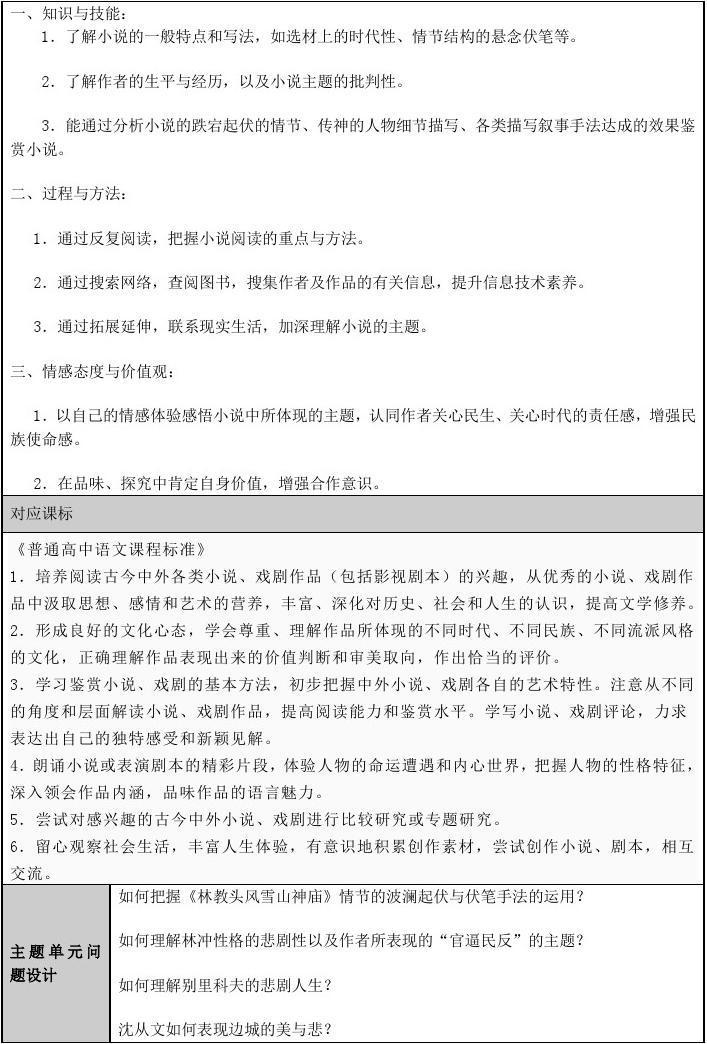 山东省临沂市人物小说高二v人物5高中中的语文具小高中囊生物泡图片