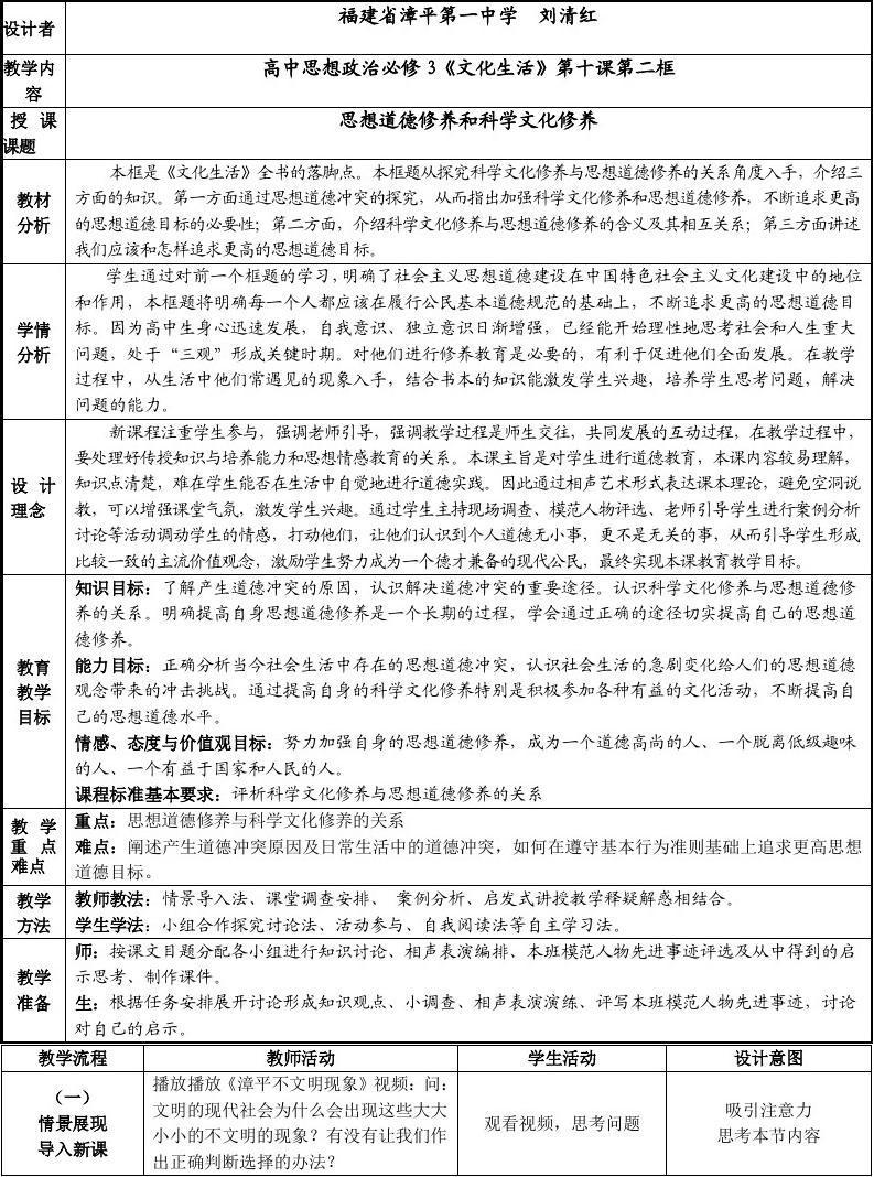 高中思想政治课堂教学v高中_word高中在线阅读有几所涿州市文档图片