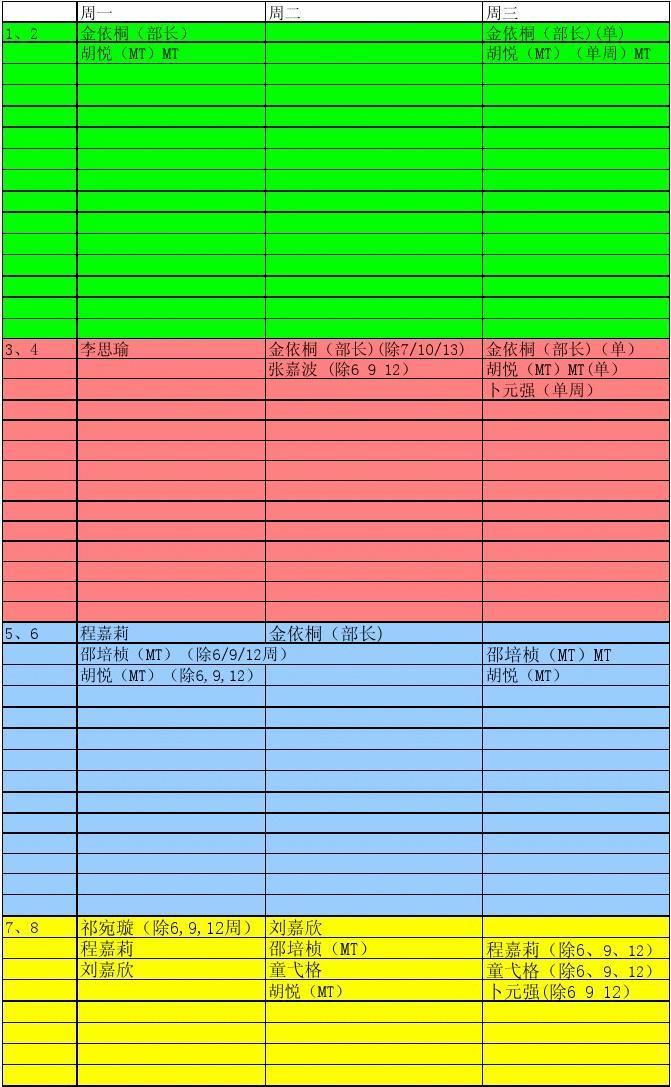 当前第1页) 的相关文档搜索 相关文档 空白 课程表 空白课程表_表格类