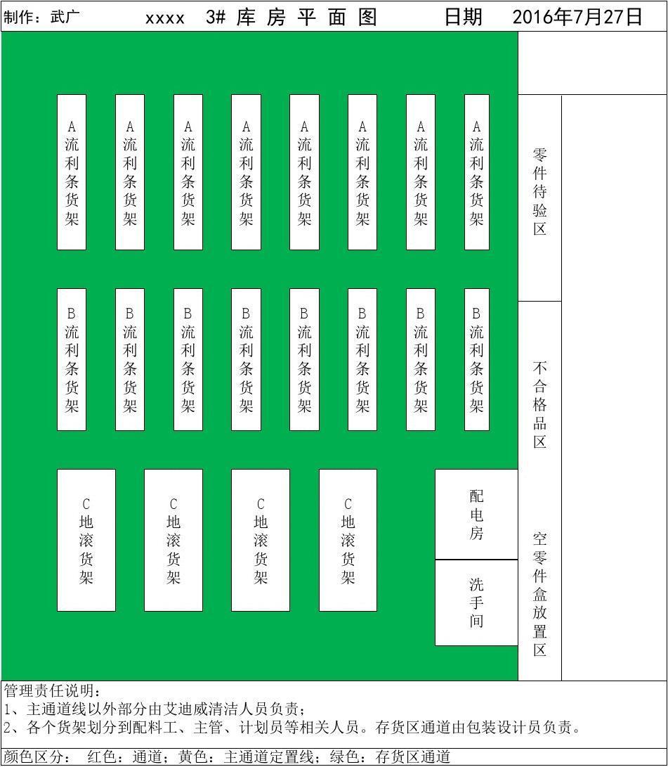 xx平台布局库房图防腐木厂房设计图图片