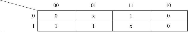 三位二进制加法计数器