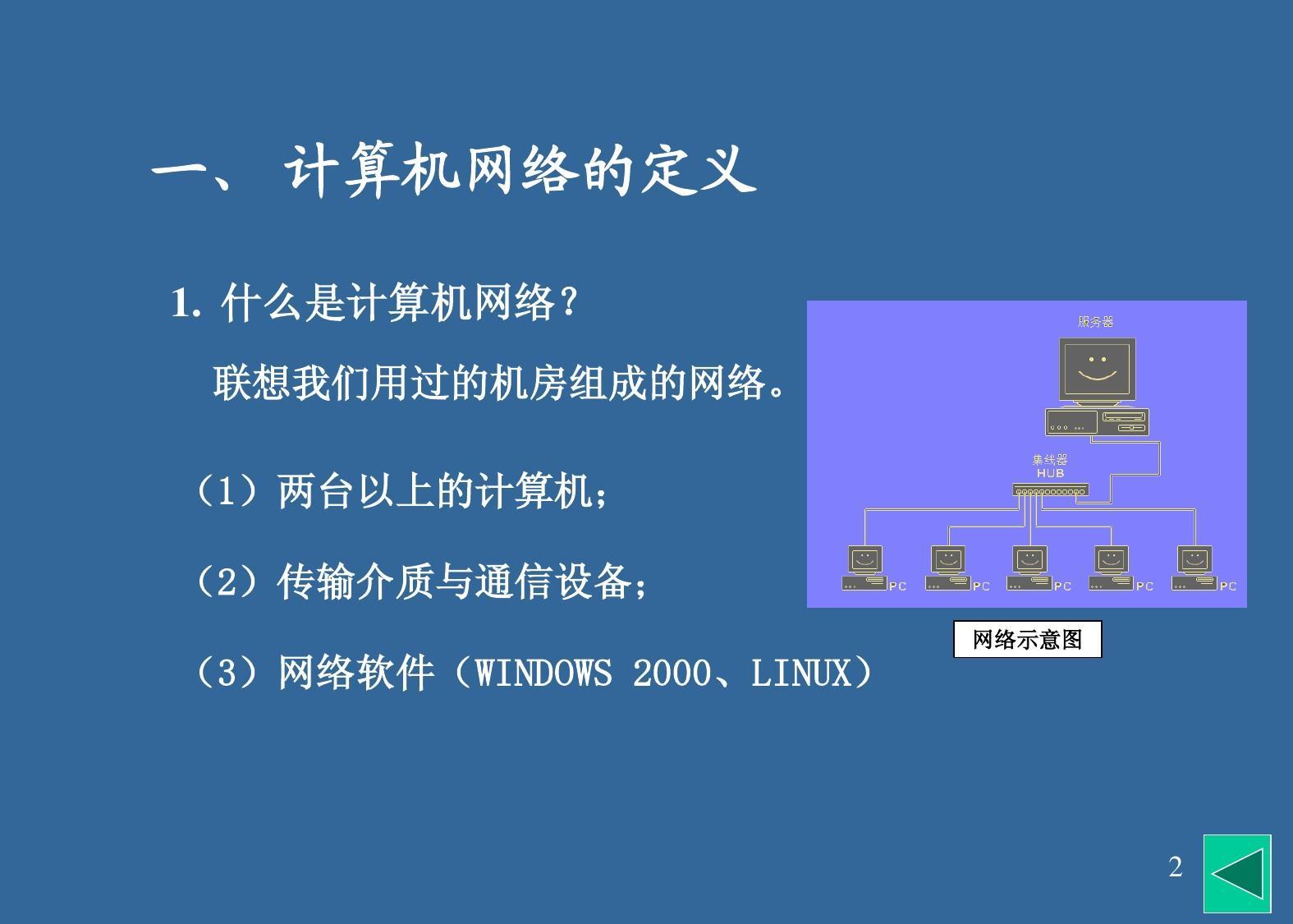 课件语文信息计算机网络基础知识ppt四下技术s版集体备课图片