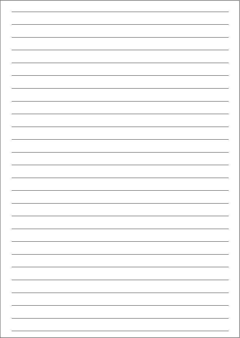 标准高考英语作文稿纸