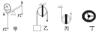 科学九上3章杠杆与滑轮综合练习(有答案)
