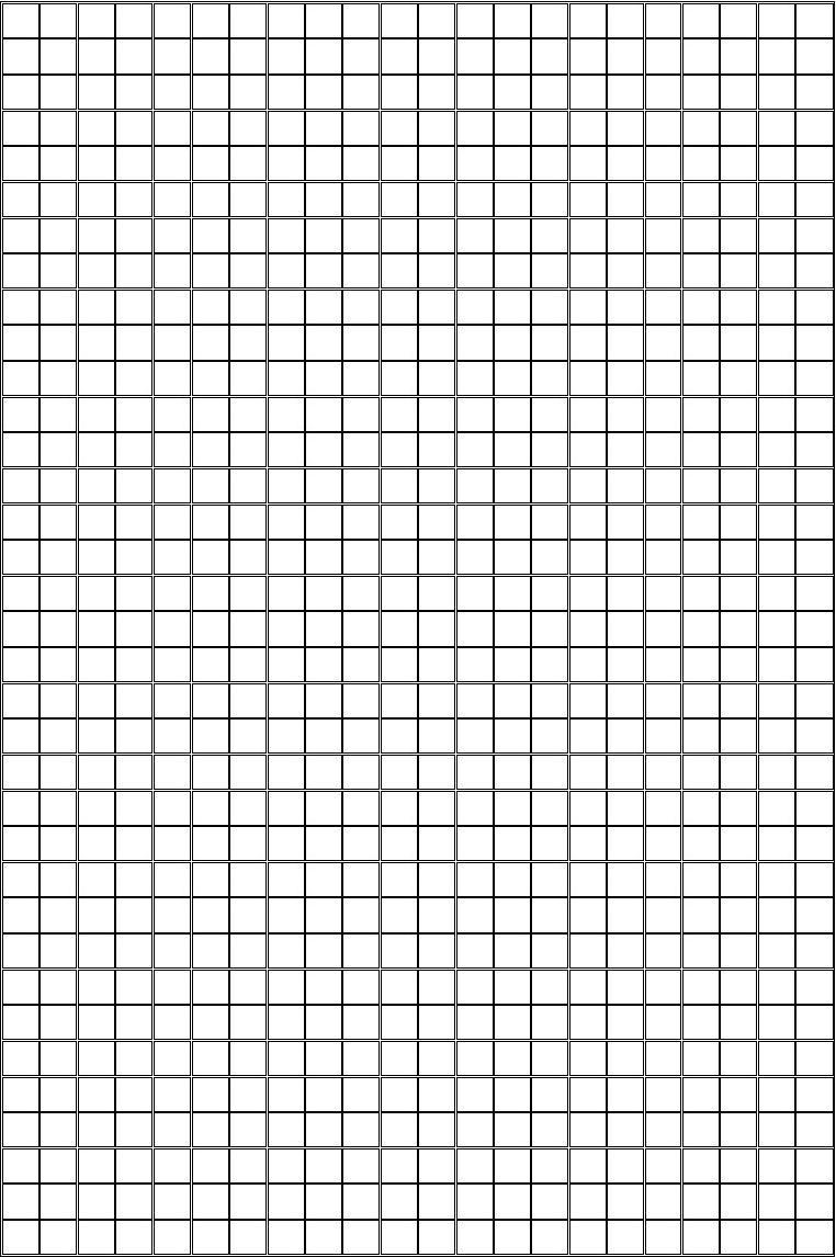 申论格子纸  第4页 (共5页,当前第4页) 你可能喜欢 方格纸模板 公务员图片