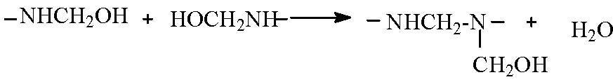 三聚氰胺甲醛树脂的合成