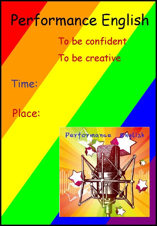 创新英语大赛 希望之星英语大赛 英语课堂大赛 英语口语大赛 英语配音图片
