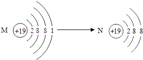京改版九年級上冊化學 3.2 原子核外電子的排布 離子 同步練習題(無答案)