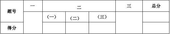 九年级阶段性检测语文试题   2013 12 5