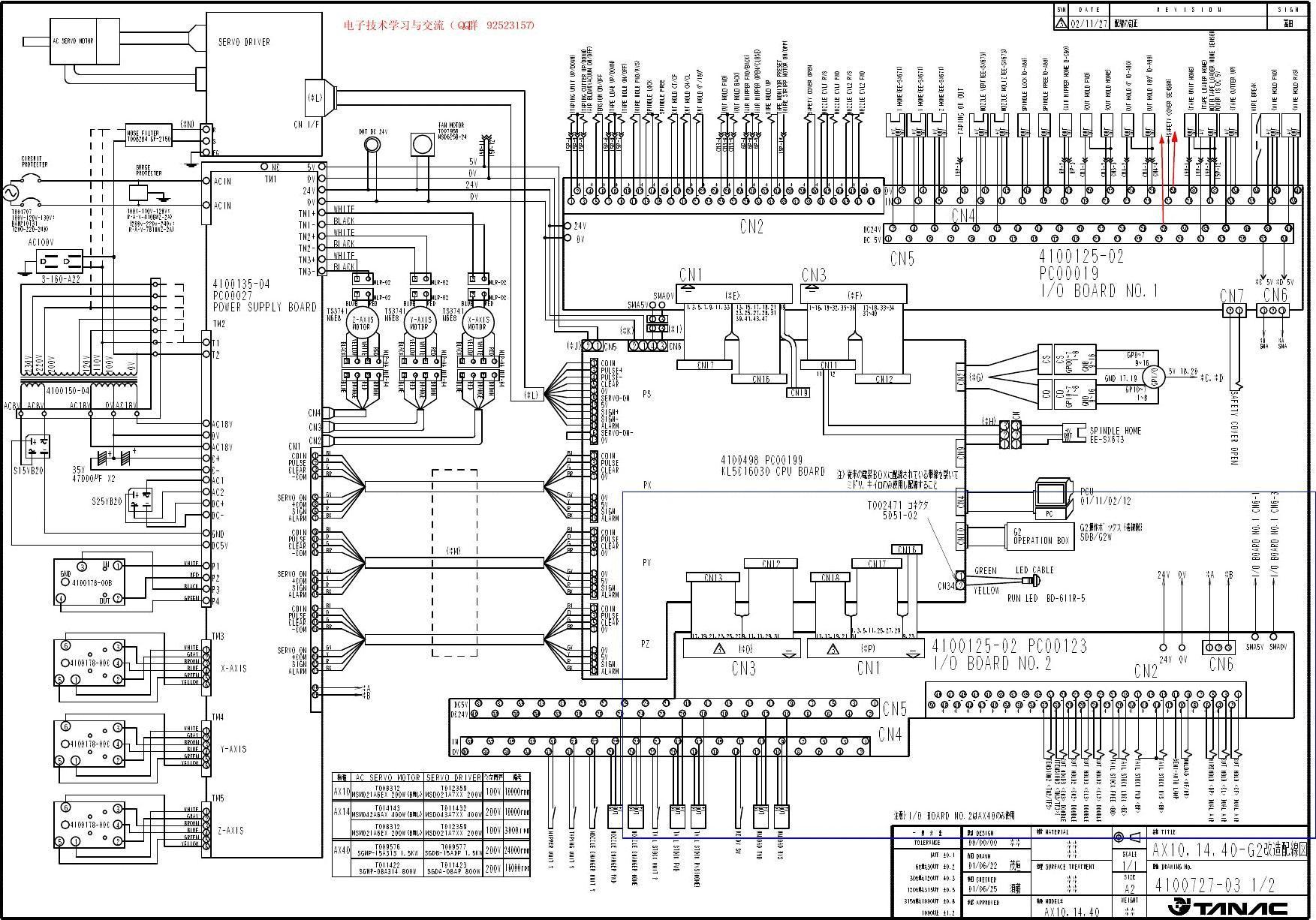 CPU 电路图