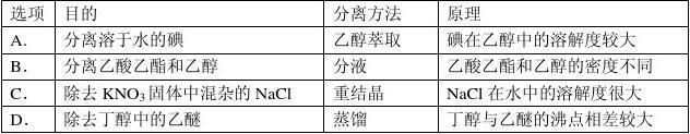 2013高考湖南卷理綜化學試題word版