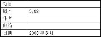 IUFO合并报表基础设置应用手册