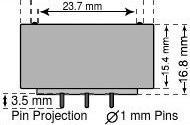 瑞士MEMBRAPOR一氧化碳气体传感器CO-C-1000