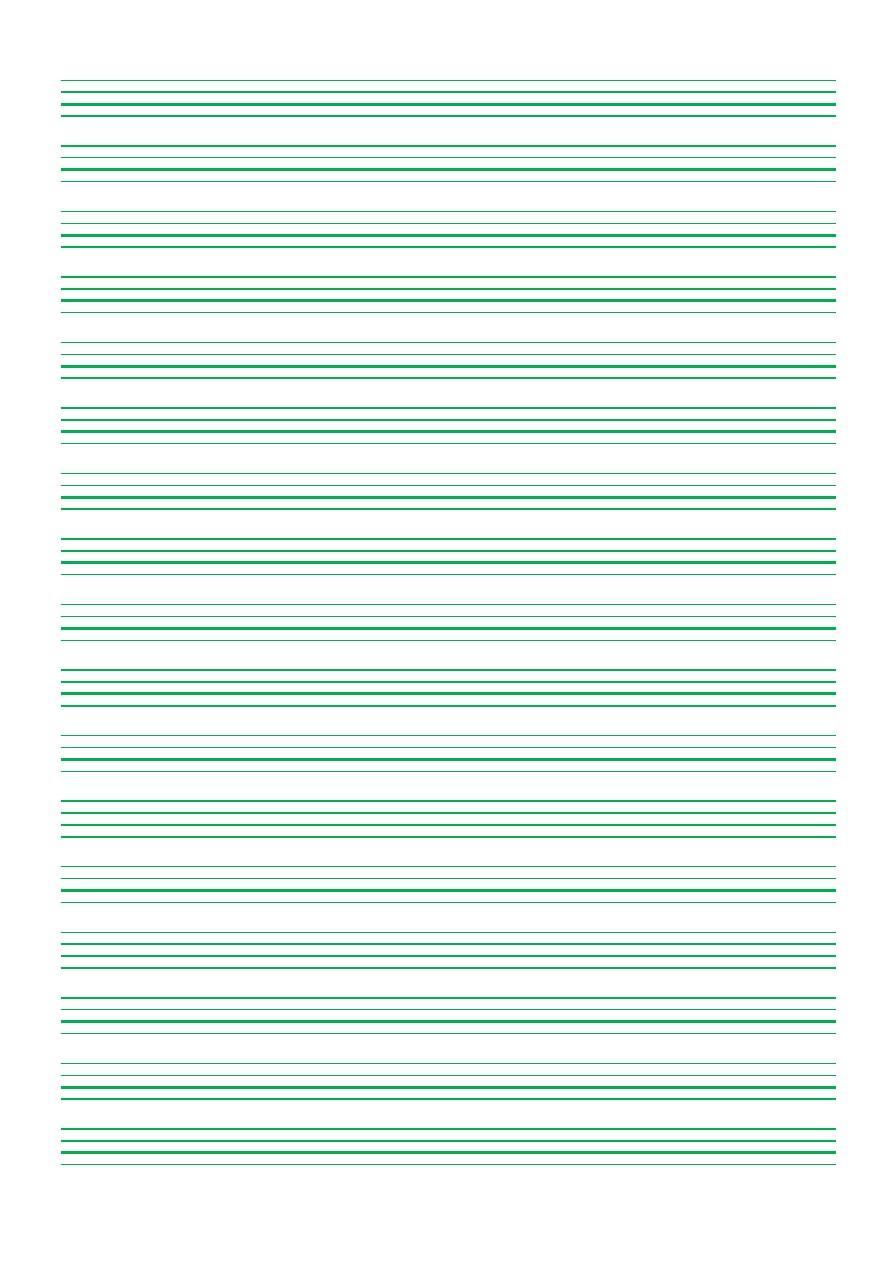 绿色格线英语练习本格式答案
