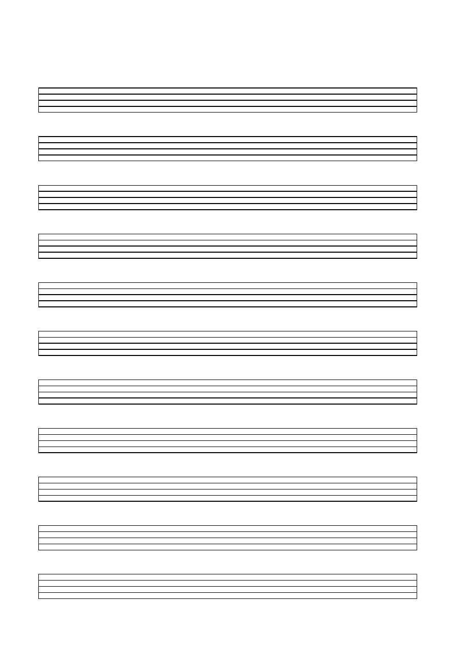 空白五线谱