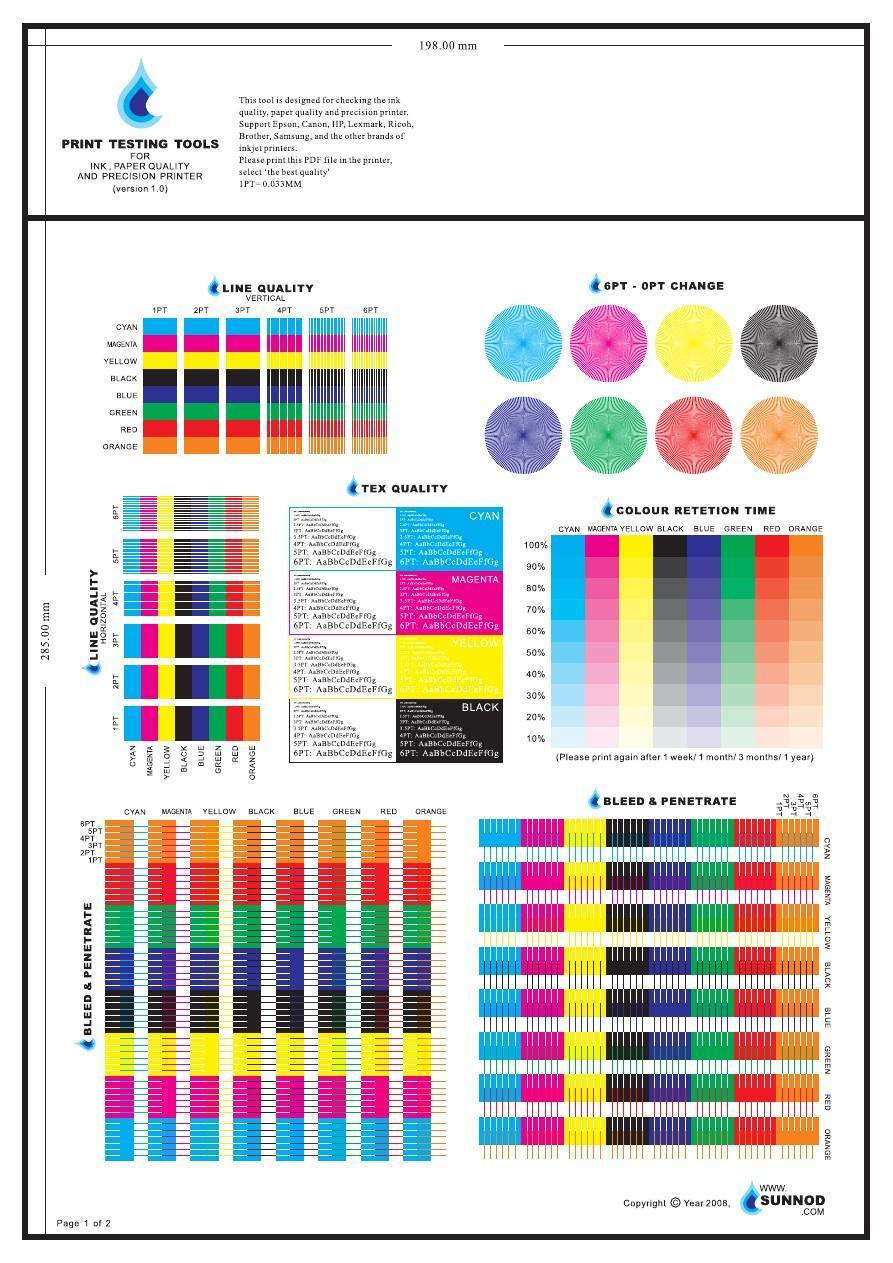 国际色卡对照表_标准打印测试色卡_word文档在线阅读与下载_无忧文档