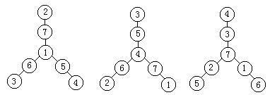 66666小學奧數專題之數陣圖練習題例答案