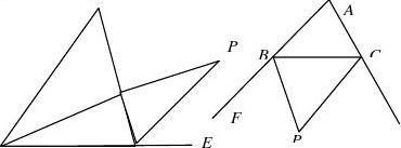 10中考总复习第四章图形的认识--三角形答案