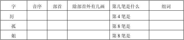 2009-2010二年级下学期语文期末测试卷