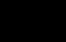 十字滑块联轴器基本参数和主要尺寸
