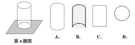 历年安徽省中考数学试题(含答案)