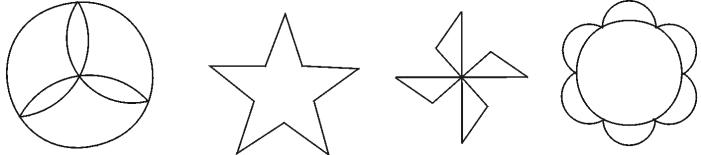 如图2,图形是由棋子围成的正方形图案,图案的每条边有4个棋子,这个