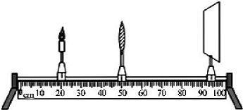 八年物理上实验(答案)