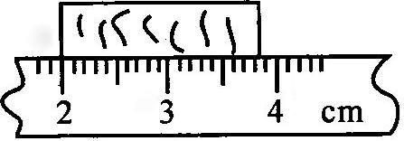 图1中,刻度尺的最小刻度为______ mm,物体的长度是