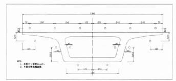 高速铁路预制箱梁混凝土蒸养技术与温控设施