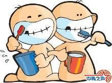 正确刷牙方法(带图)