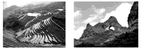 高中地理第3章旅游景观的欣赏第2节旅游景观欣赏的方法学业分层测评新人教版选修3