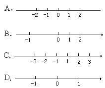 2014年秋季学期七年级数学上册第一单元检测试卷-云南文山