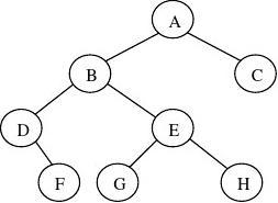 数据结构C语言实现二叉树三种遍历
