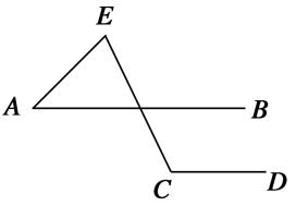 平行线培优练习题及中考真题答案