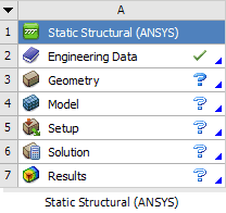 ansys workbench设置材料属性