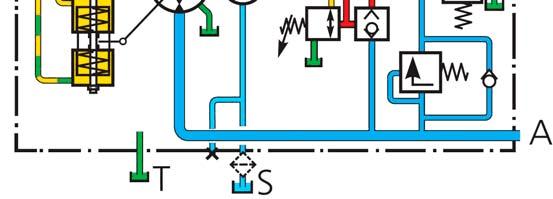 力士乐rexroth 液压柱塞泵马达液压原理图 力士乐产品图片