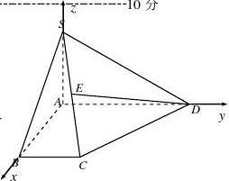 厦门市2012-2013学年(上)高二质量检测数学(理科)试题参考答案