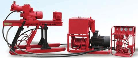 zdy4200ls煤矿用履带式液压钻机图片