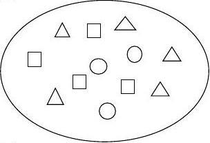 幼儿园中班数学试题答案