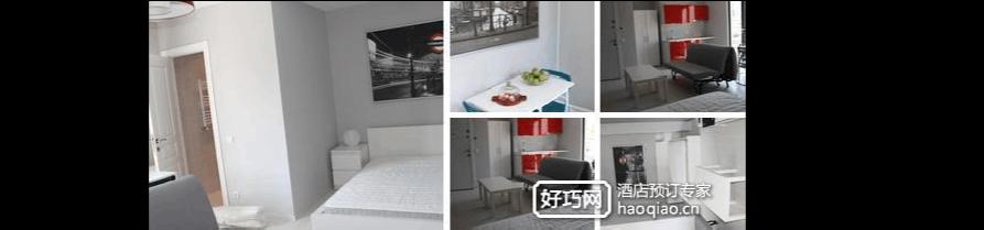 伊斯坦布尔马尔泰佩2号城市阁楼套房酒店(City Loft Suites Maltepe 2)