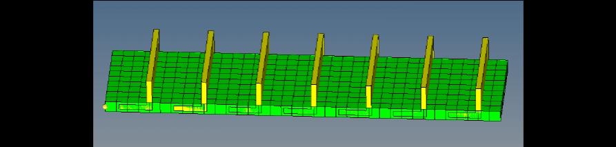 hyperworks中梁单元的偏置