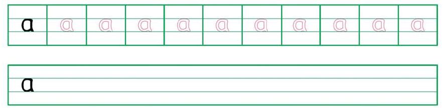 汉语拼音字母表打印 小学汉语拼音字母卡片 汉语拼音字母书写格式图片