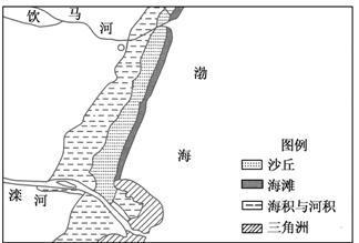 人教版地理必修一第四章《第一节 营造地表形态的力量》测试题